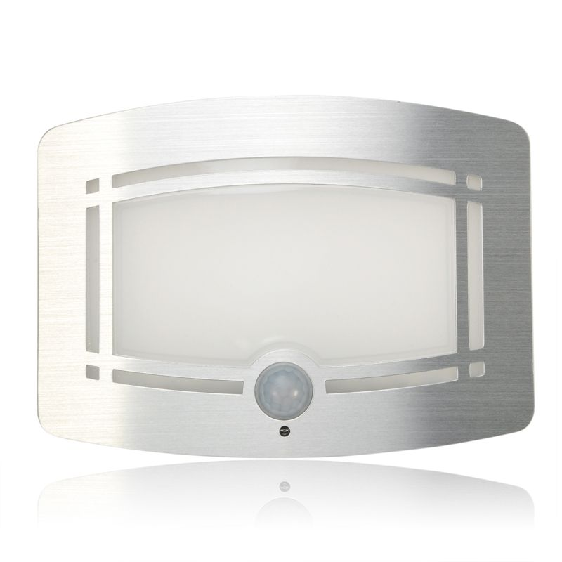 Wireless Warm White LED Night Light Battery Powered Motion Sensor Light Bedroom luminary  Wall Lighting Stair Lamp