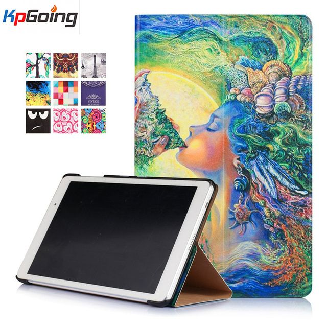 For Huawei Mediapad T2 Pro 10.0 New Arrivel Flip Cover Case Folding Stand Fundas Protective Skin Shell for Huawei T2 Pro 10 Inch