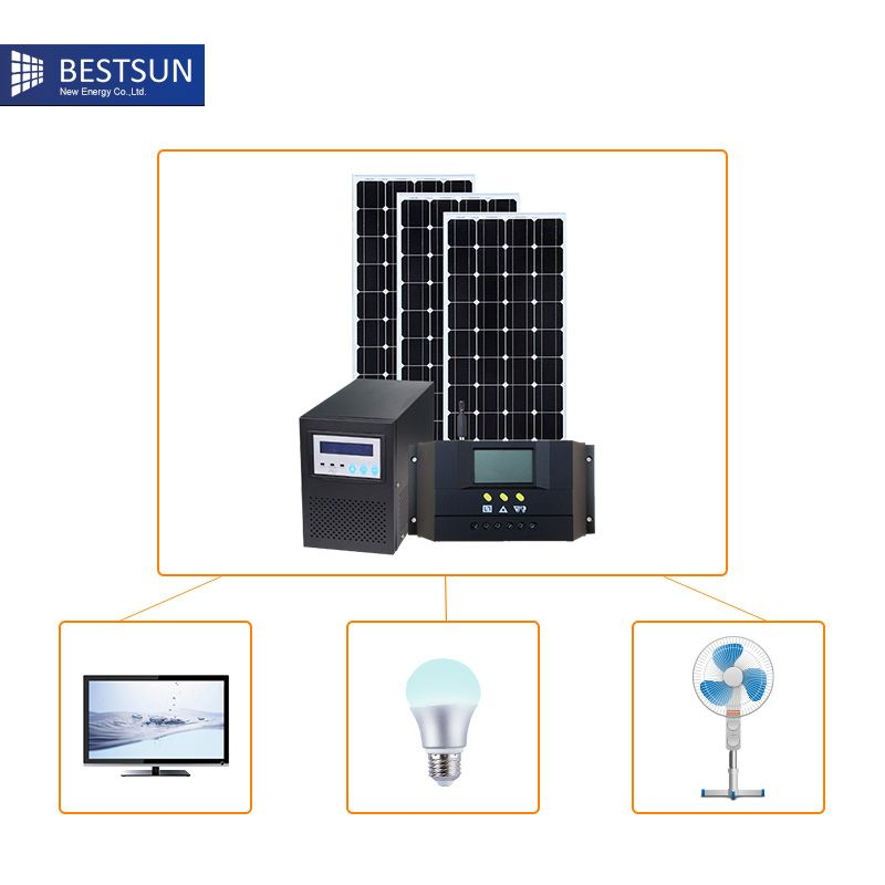 Bestsun 300W solar energy system for oFF grid connect cheap solar panel poly mono 250W solar energy product