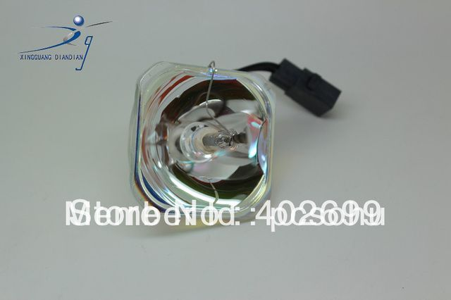 bare projector lamp to replace  for ELP64 for EB-D6155W EB-D6250 EB-1850W EB-1880 VS350W VS410