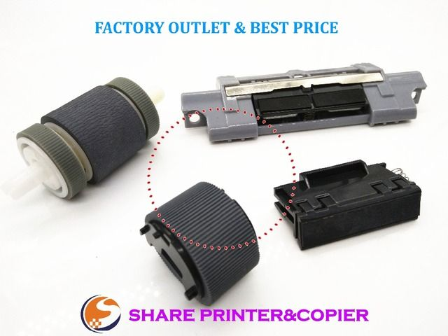 wholesales Replace Roller Kit for HP LaserJet P2030 P2035 P2050 P2055 Pro 400 M401 M425 RL1-2115-000 RL1-2120 RM1-9168 RM1-6467