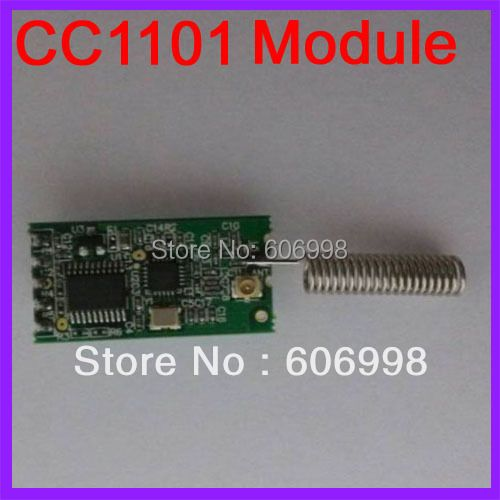 10pcs/lot 433 Wireless Serial CC1101 Module With Low Power Consumption