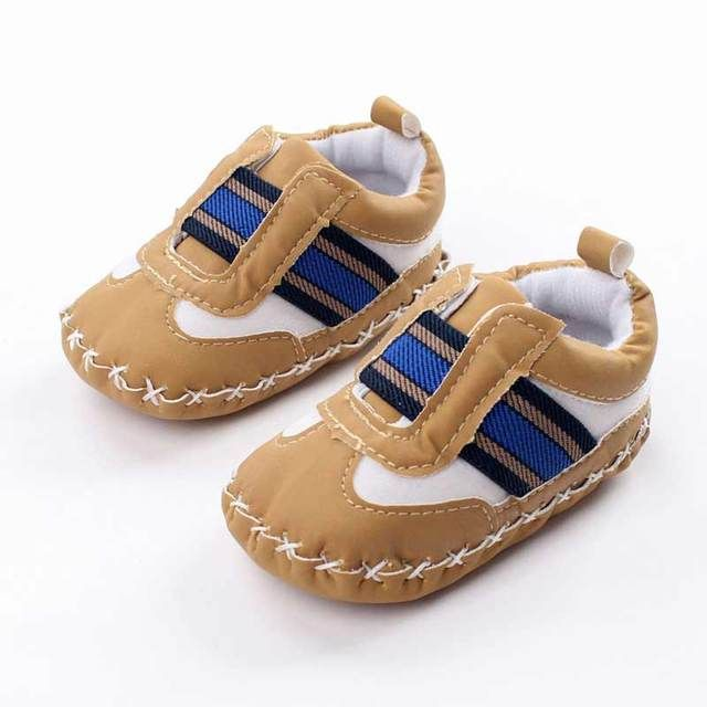 2016 Newborn Baby First Walkers Shoes Soft bottom Ventilation Infant Boys Girls Anti-Slippery Toddler Baby Shoes Free Shipping