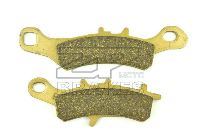 New Brake Pads Organic For Front SUZUKI RM 85 2005-2013 RM 100 K3 2003 RM85 L 2005-2013 OEM Motorcycle BRAKING
