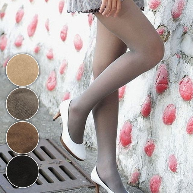 10pcs/lot ultra-thin pantyhose seamless pantyhose thin t crotch pantyhose stockings tights transparent pantyhose women EQB376