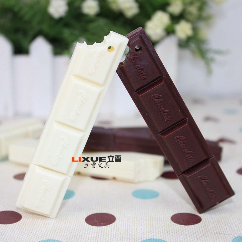Novetly Chocolate Ballpoint Pens Creative Korean Stationery Caneta Students Pen Office School Supplies Factory Cheap Sale