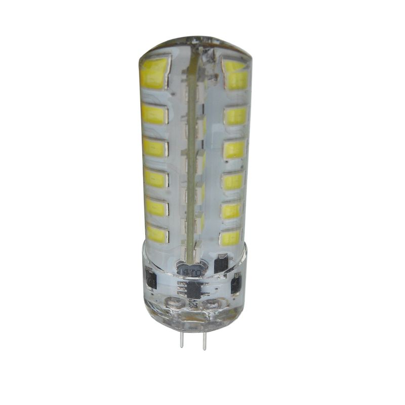 G4 SMD2835 Lamp 24led 48led 3W 6W AC12V DC12V Chandelier lampada Bombillas LED Bulb corn light 10pcs/lot