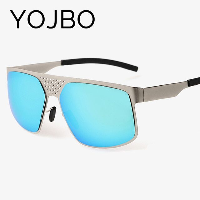 YOJBO Promotion Top Fashion Adult Round Womens Sunglasses Brand Designer Glasses Mirror Sun 2017 Women Driving Cheap Oculos