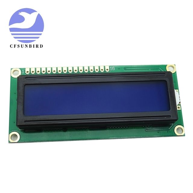 1602 LCD screen (blue screen) 51 supporting learning board with backlighting CFSUNBIRD