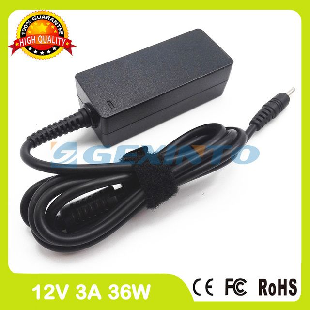 12V 3A 36W ADP-36JH F laptop ac power adapter charger for Toshiba Excite Pro AT10LE-A-107 AT10LE-A-108 AT10LE-A-109 AT10LE-A-10C