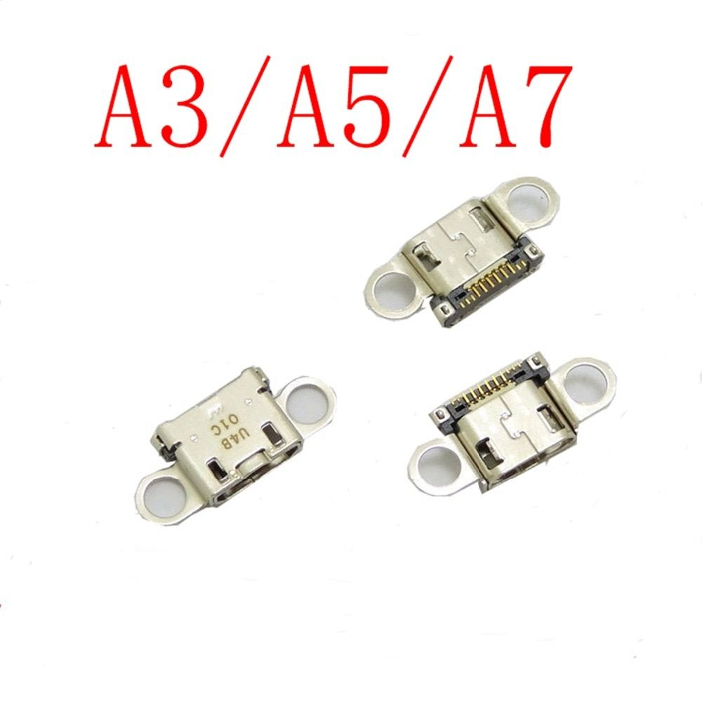 10PCS Charger Micro USB Charging Port Dock Connector Socket For Samsung Galaxy A3 A5 A7 A3000 A5000 A7000 A300 A500 A700