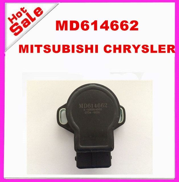 TAIWAN quality TPS SENSOR  oem MD614662 MD614488   Throttle Position Sensor FOR MITSUBISHI for CHRYSLER