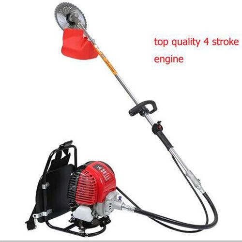GX35 backpack gasoline 4 stroke brush grass cutter trimmer handle mower pruner hedge stimmer