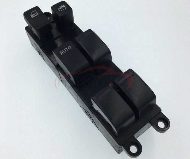 25401-5M000 254015M000 Front Side Electric Power Glass Window Switch For Nissan Almera