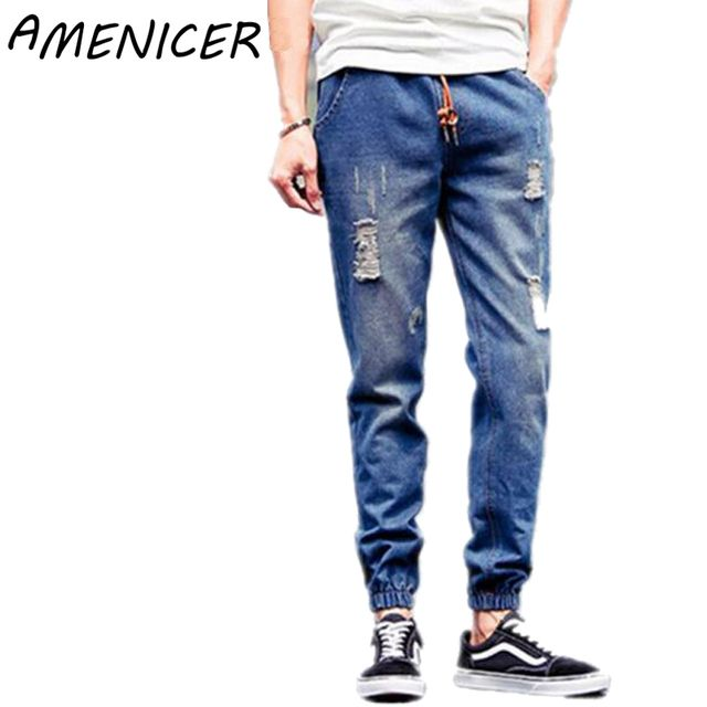 Army Men Jeans Casual Cargo Pants Light Blue Jogger Designer Sweatpants   Clothing  Trousers Pantalon Homme