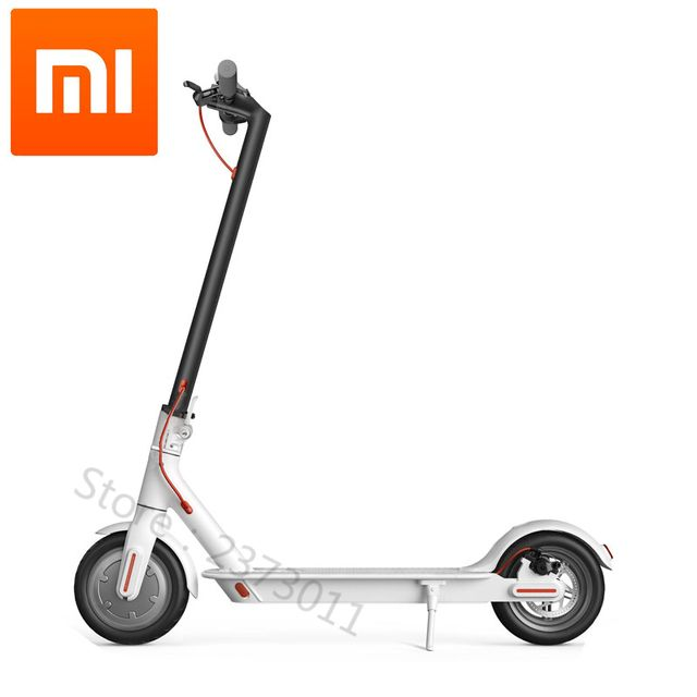 Original xiaomi mijia M365 electric scooter smart electric 8.5 inch bicycle scooter hoverboard mi skateboard LG battery 30KM Max