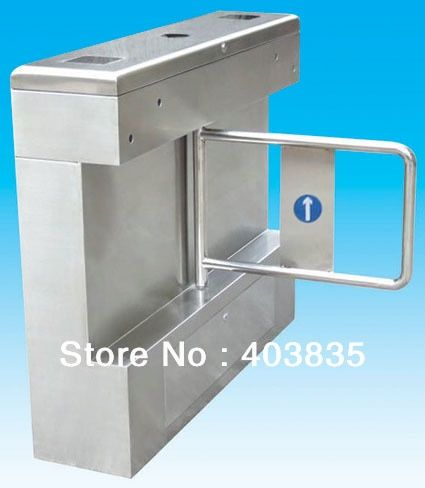 Bridge Bevel automatic swing barrier gate