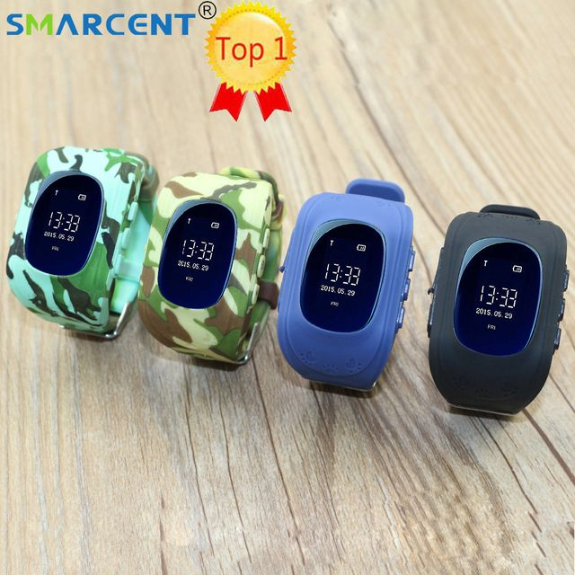 Q50 Child GPS Smart baby GPS watch Phone Tracker Kids SOS GSM Smartwatch For iphone Android Children's watches watch clock