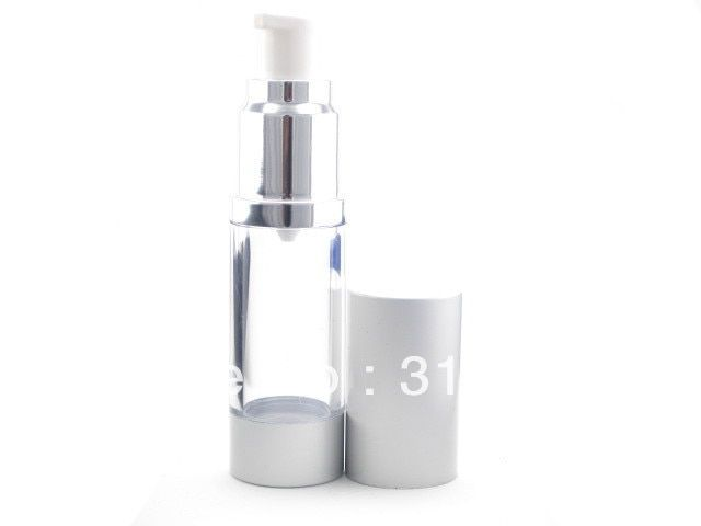15ML airless bottle,pump,vacuum,lotion bottle,Cosmetic Packaging