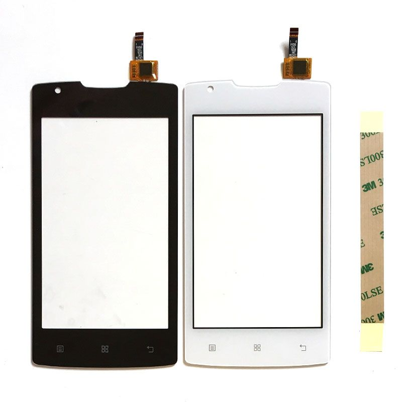 briseis 4.0 inch Smart Phone Touch Panel Touchscreen For Lenovo A1000 Touch Screen Digitizer Front Glass Sensor Screen TP