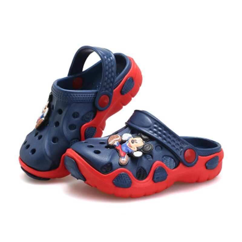 2016 Summer Girls Boys Beach Sandals Kids Children Shoes For Girls Boys Non-Slip Sandals Infant Kids Children Shoes Wholeas