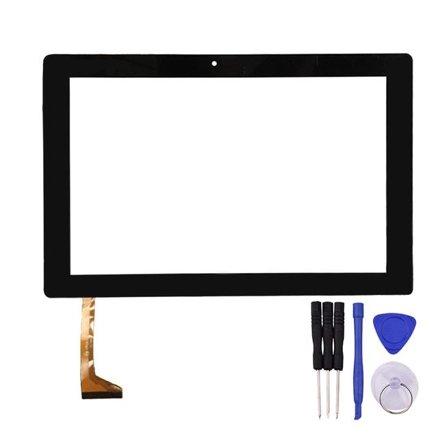 New 10.1 inch Black Touch Screen for FPCA-10A02-V03 ZC.1544 Digitizer Glass Replacement Free Shipping