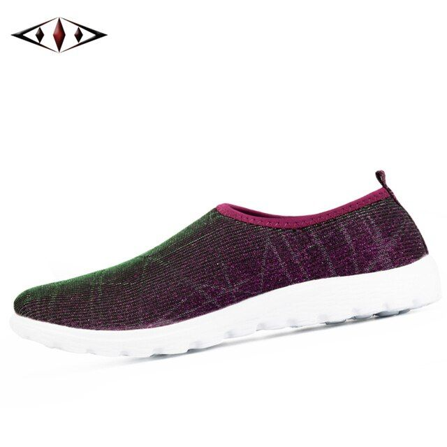 2016 Twinkle Women Sneakers Summer Breathable Air Mesh Light Running Shoes Outdoor Sport Comfortable Shoes FT1501