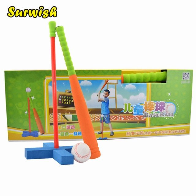 Kids Foam Baseball Play Toy Set for Kids Over 3 Years Old - Color Random