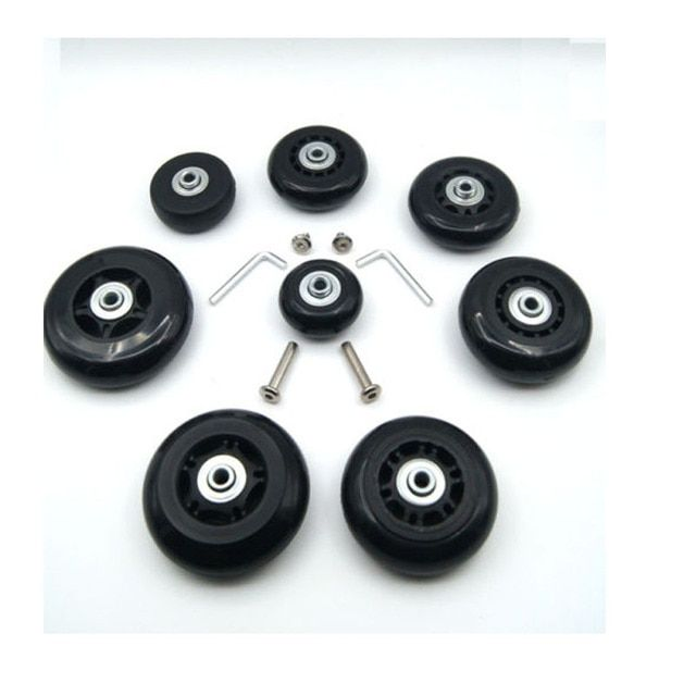 2 PCS Replacement Luggage Wheel Parts