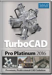 IMSI TurboCAD Pro Platinum 2016 for win 32bit+64bit