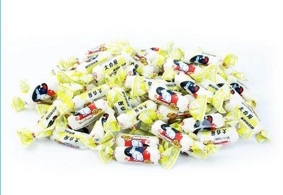 227g White Rabbit Candy Chinese Traditional Yoghourt Tasty Yummy Sweet Candy, Free Shipping