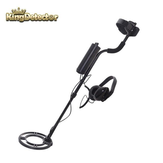 High Quality LED Mode Coil Metal Detector With Headset Sound Mode Professional Pinpointer Metaldetektor