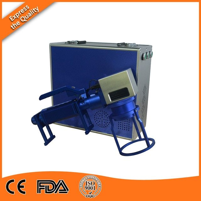 Medical&Industry Best Price Fiber Laser Marking Equipment 20W