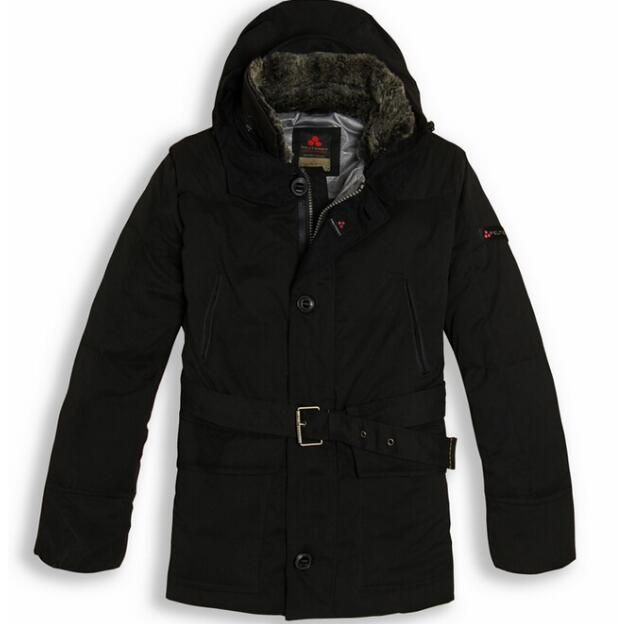 HOT Free shipping 2016 PEUTEREY Long down jacket pocket outer wear more black men's winter warm down Coat Cheap outerwear