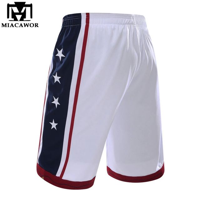 2018 New USA  Shorts Men Casual Shorts Summer Beach Shorts For Men 3 Color Plus Size MDK077