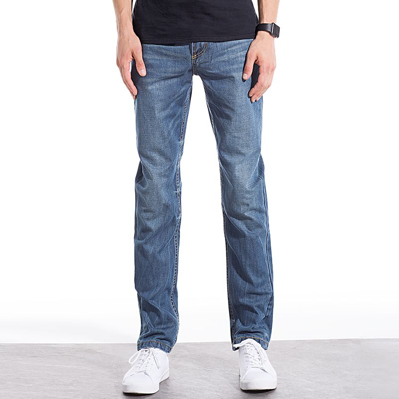 Fashion Comfortable mens Jeans  cotton men jeans high quality straight denim jeans men casual brand mens jeans