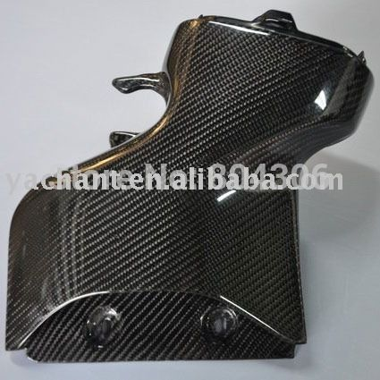 Carbon Fiber OEM Style Air Box Fit For 2008-2012 Mitsubishi Lancer EVO X Evo 10