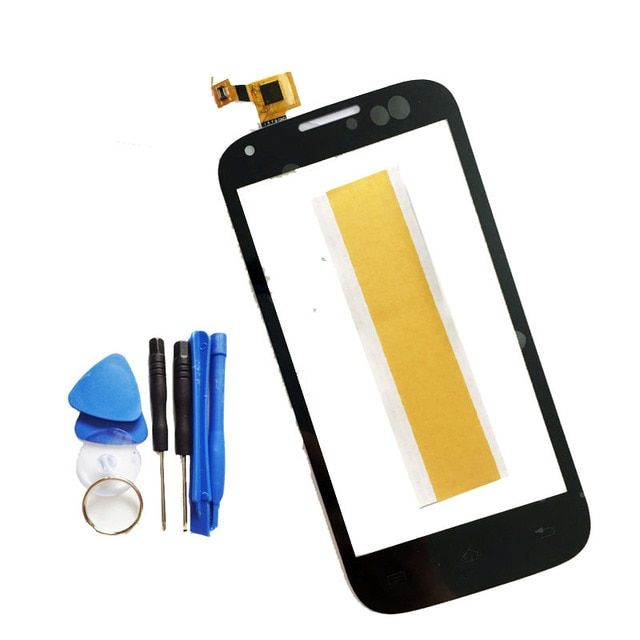 2Color Touch Panel For Fly IQ4406 IQ 4406 ERA Nano 6 Touch Screen Sensor Digitizer Front Glass Replacement Free Shipping