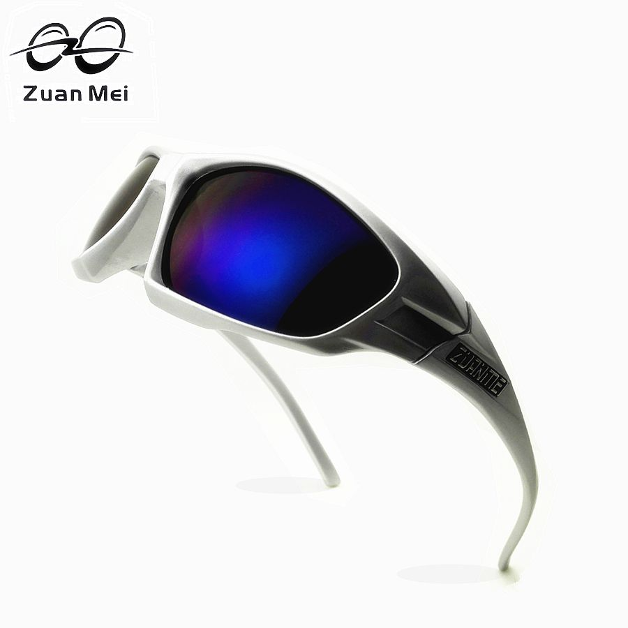 Zuan Mei Polarized Sunglasses Men Summer Mirror Sun Glasses For Women Brand Designer Ladies And Male UV 400 Polarized Glasses