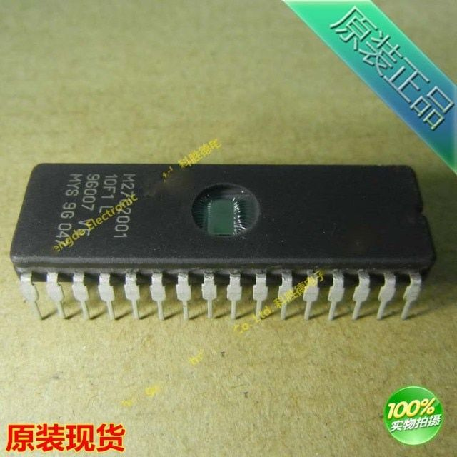 Free shipping 5pcs/lot M27C2001 M27C2001-10F1 DIP reservoir new original