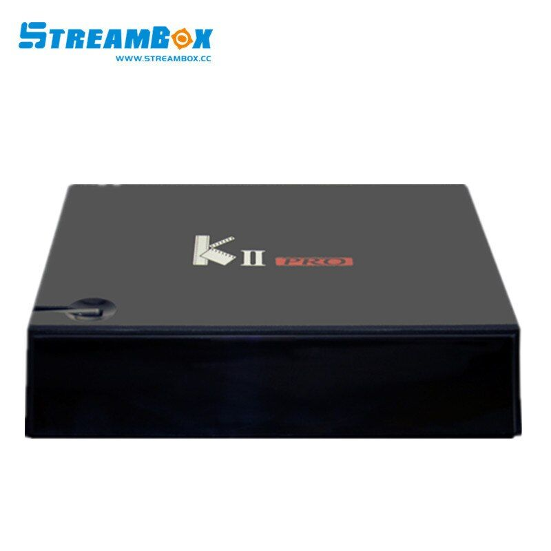 Android 5.1 TV Box KII Pro Amlogic S905 Bluetooth 4.0 Media Player RAM 2G+16G flash WIFI IPTV DVB-S2 DVB-T2 K2 PRO Set Top Box