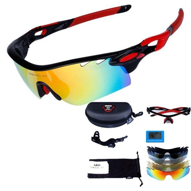 2019 High Quality Glasses Polarized Cycling Sunglass men women Bicycle Eyewear UV400 Bike glass Polarized Cycling Sungalsses
