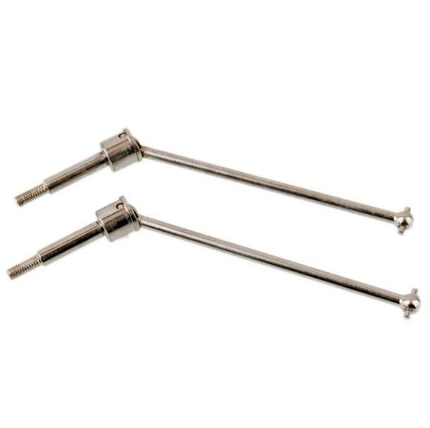 Free Shipping 2pcs HSP 188015 1/10 Dogbone connecting bar for 1:10 RC Car 94188 94170 CVD Steel universal shaft