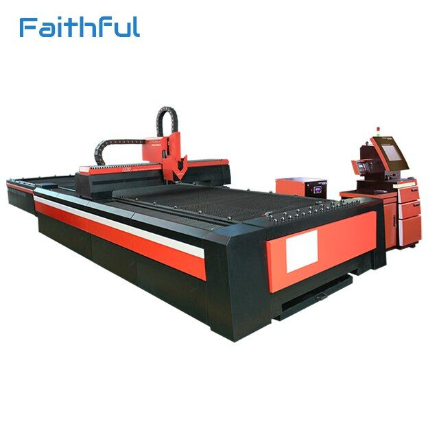 500W 1300*2500 mm cnc laser cutting,metal cutting machine for steel , aluminum