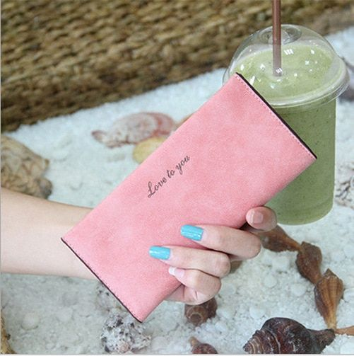 women long purse manufacturer wholesale 2015 ms long wallets Korean edition original ultra-thin restoring ancient ways