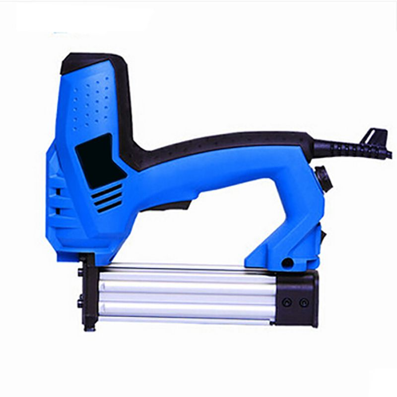 2000W 220V J-112 Woodworking  Electric Nail Gun Brad Nailer & Stapler Electric Nail Power Tool  F32~F15