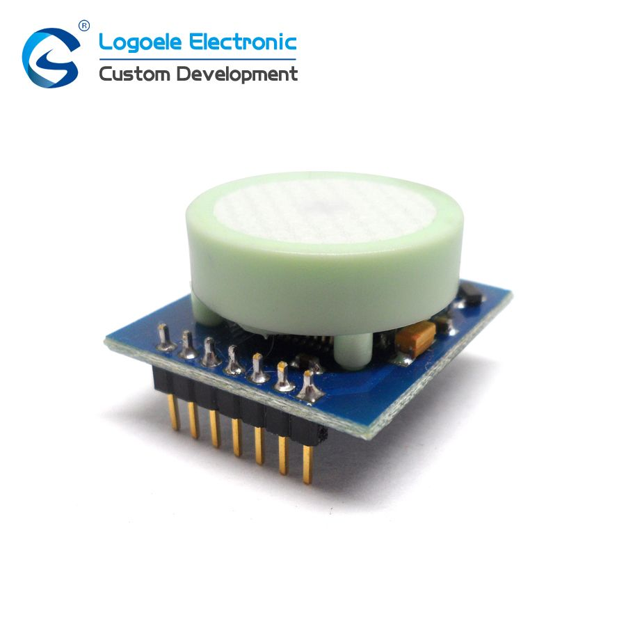 High quality 0-7.5 mg/m3; 0-10 ppm HCHO sensor module serial output electrochemical type Formaldehyde HCHO small high-precision