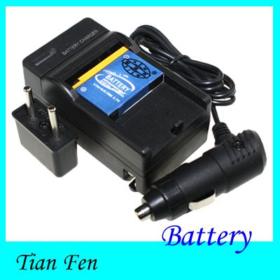 1PCS High Quality Battery And Charger KLIC-7002 KLIC7002 for Kodak Easyshare V530 V603