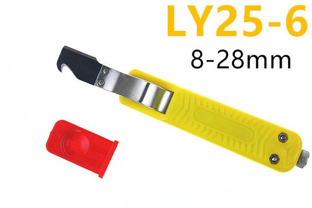 LY25-6 cable stripper wire stripping tool for stripping cables diameter 8-28mm