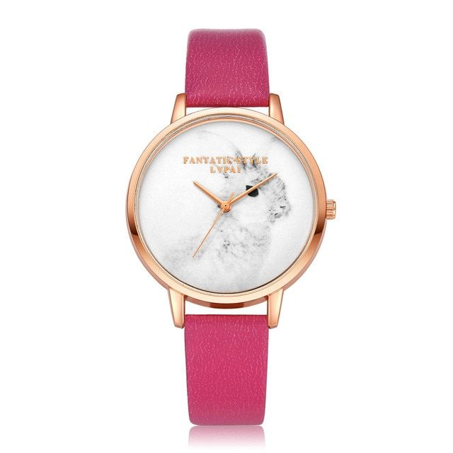 Watches Women Quartz Wristwatch Clock Ladies Dress Gift Watches